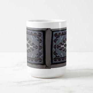 Navajo Rug-Wrap Coffee Mug