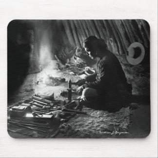 Navajo Silversmith Mouse Pad