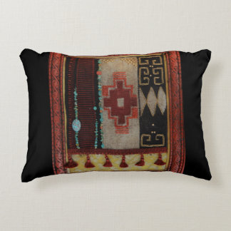 Navajo Tibetan Hybrid Decorative Cushion