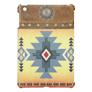 """Navajo"" Western Native American IPad Case"