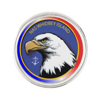 Naval Air Station Whidbey Island Lapel Pin