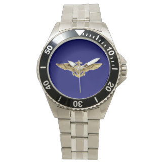 Naval Aviator Wings Watch