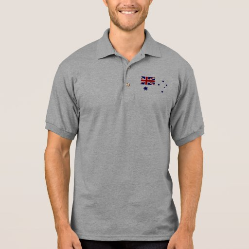 Naval Ensign Australia, Australia Polo T-shirt