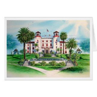 NAVAL HOSPITAL, SAN DIEGO, CALIFORNIA CARD