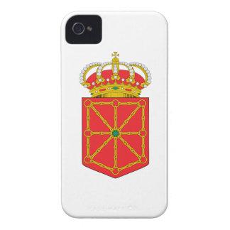 Navarra (Spain) Coat of Arms iPhone 4 Case