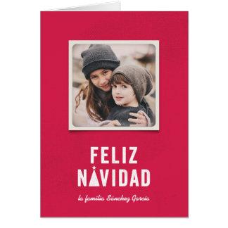 Navidad Festiva Card