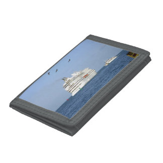 Navigating the Seas Trifold Wallets