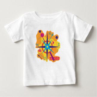 Navigation - orange baby T-Shirt