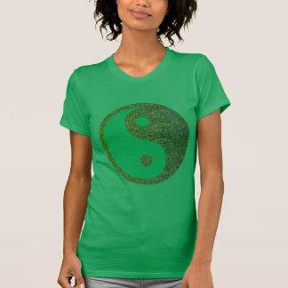 navinJOSHI Green Balance YIN YANG Chinese T-Shirt