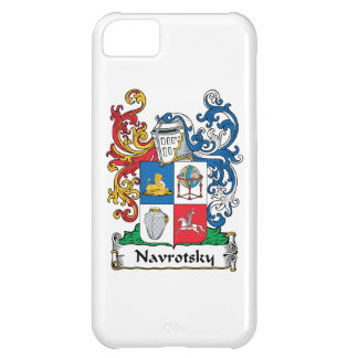 Navrotsky Family Crest iPhone 5C Case