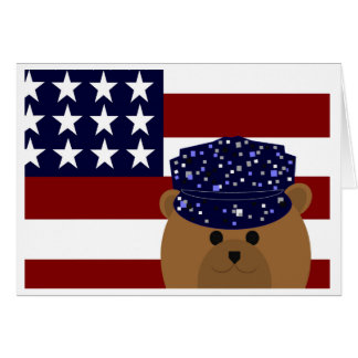Navy Active Duty - Proud of You! Greeting Card