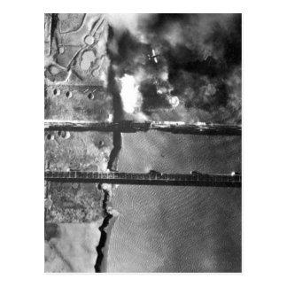 Navy AD-3 dive bomber pulls_War Image Postcard