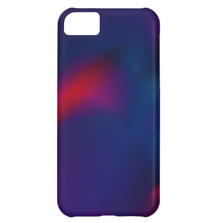 Navy and Red Blight iPhone 5C Case