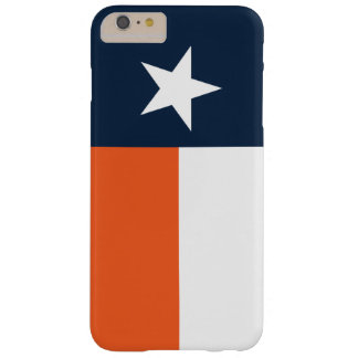 Navy Blue and Orange Barely There iPhone 6 Plus Case