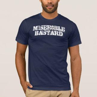 Navy Blue Bastard T-Shirt