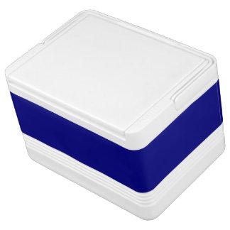 Navy Blue Cooler
