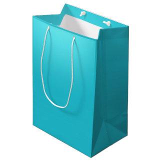 Navy Blue Custom Gift Bag