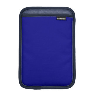 Navy Blue iPad Mini Sleeve
