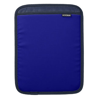 Navy Blue iPad Sleeve