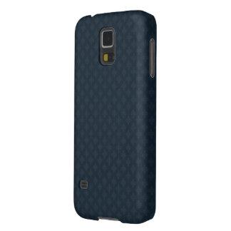 Navy Blue Pattern - Custom Samsung Galaxy S5 Case