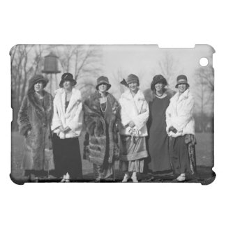 Navy Debutantes, 1920s Cover For The iPad Mini