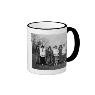 Navy Debutantes, 1920s Mug