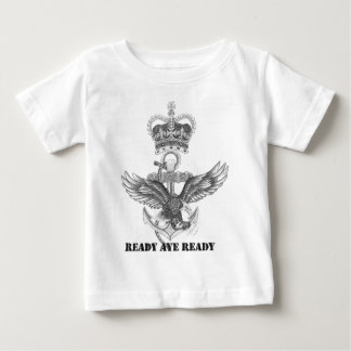 navy eagle baby T-Shirt