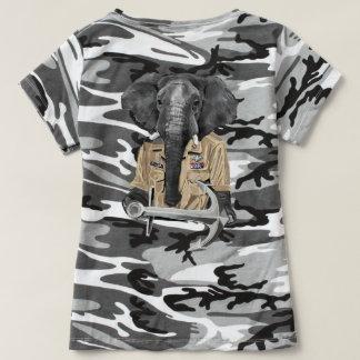 Navy Elephant T-Shirt