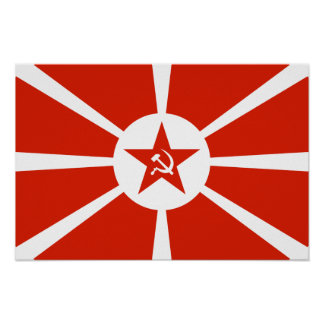 Navy Flag 1923 Posters