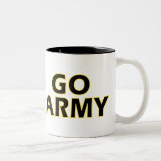 Navy. It's just ok. - Go Army - mug