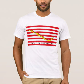 Navy Jack Flag T-shirt