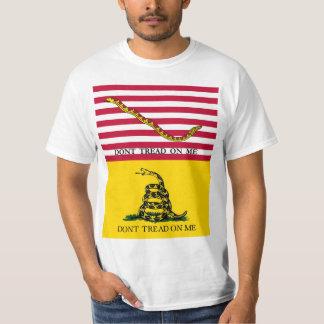 Navy Jack & Gadsden Flags T-Shirt