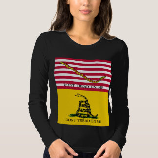 Navy Jack & Gadsden Flags T Shirts