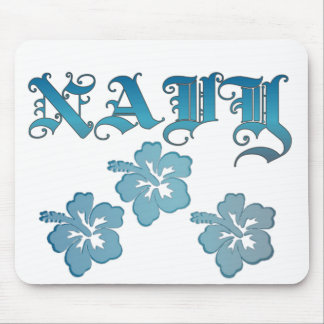 Navy Mouse Pad