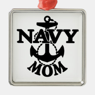 Navy Mum Ornament