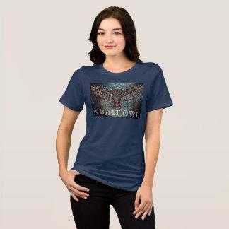 Navy Night Owl T-Shirt