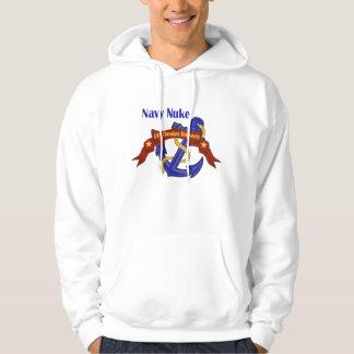 Navy Nuke ~ USS Theodore Roosevelt Hoodie
