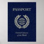 navy passport poster