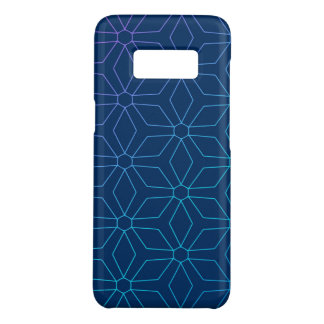 Navy Pattern Samsung Galaxy S8, Barely Phone Case