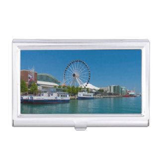 Navy Pier Business Card Holder