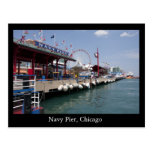 Navy Pier, Chicago Post Card