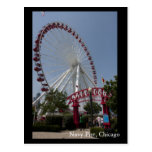 Navy Pier, Chicago Post Cards