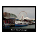 Navy Pier, Chicago Postcard