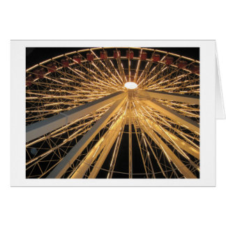 Navy Pier's Signature Ferris Wheel Card