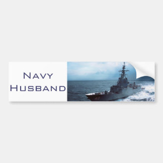 Navy Ship Bumper Stickers