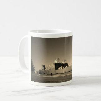 Navy Ship Mug