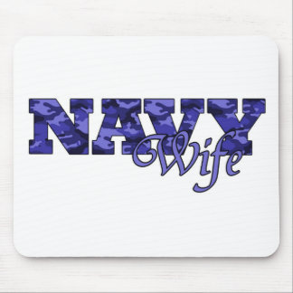 navywife mouse pad