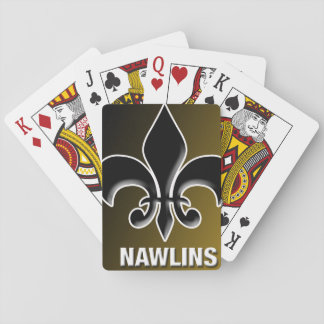 Nawlins Playing Cards