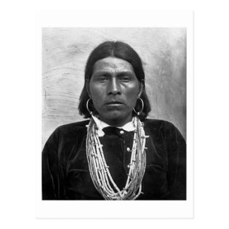 Nawquistewa - Hopi Indian Oraibi Photo 1901 Postcard
