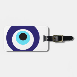 Nazar Amulet Luggage Tag